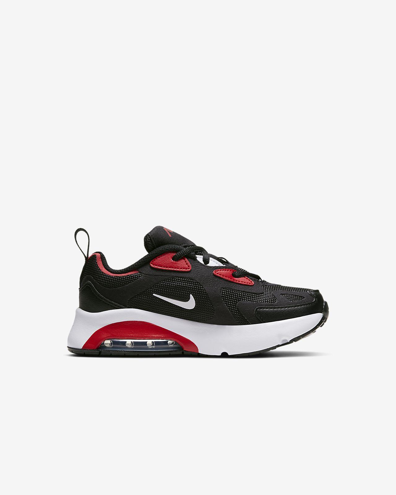 Nike Air Max 200 Younger Kids' Shoe. Nike NO
