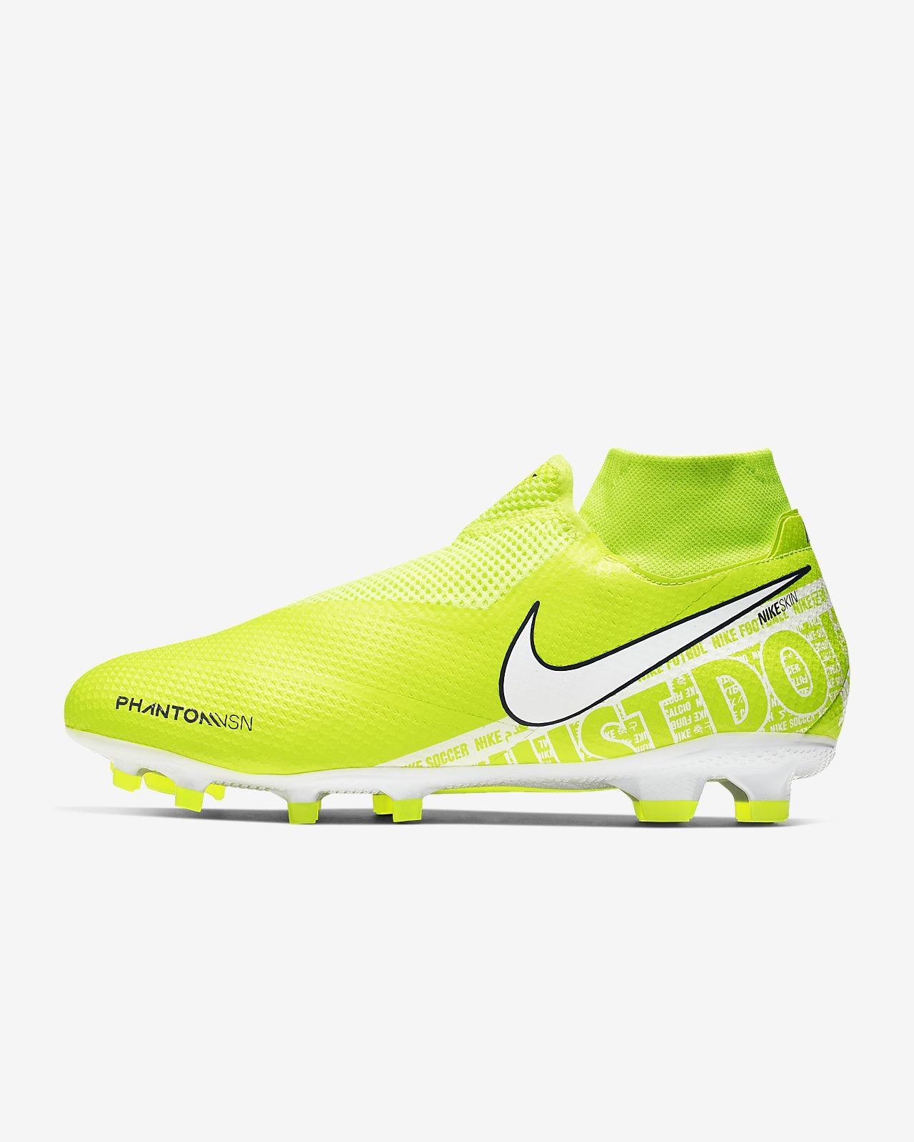Scarpa da calcio per terreni duri Nike Phantom Vision Pro Dynamic Fit FG