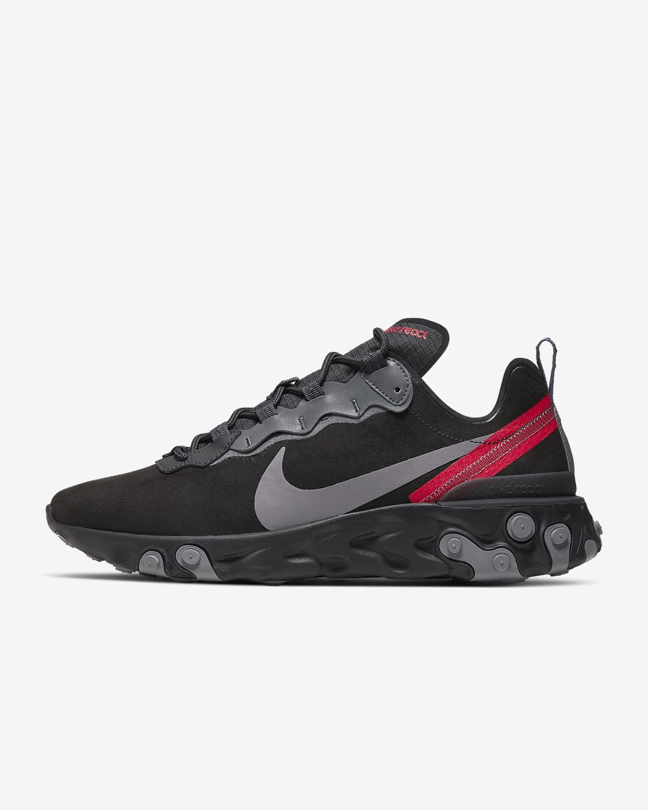 chaussures noir homme nike