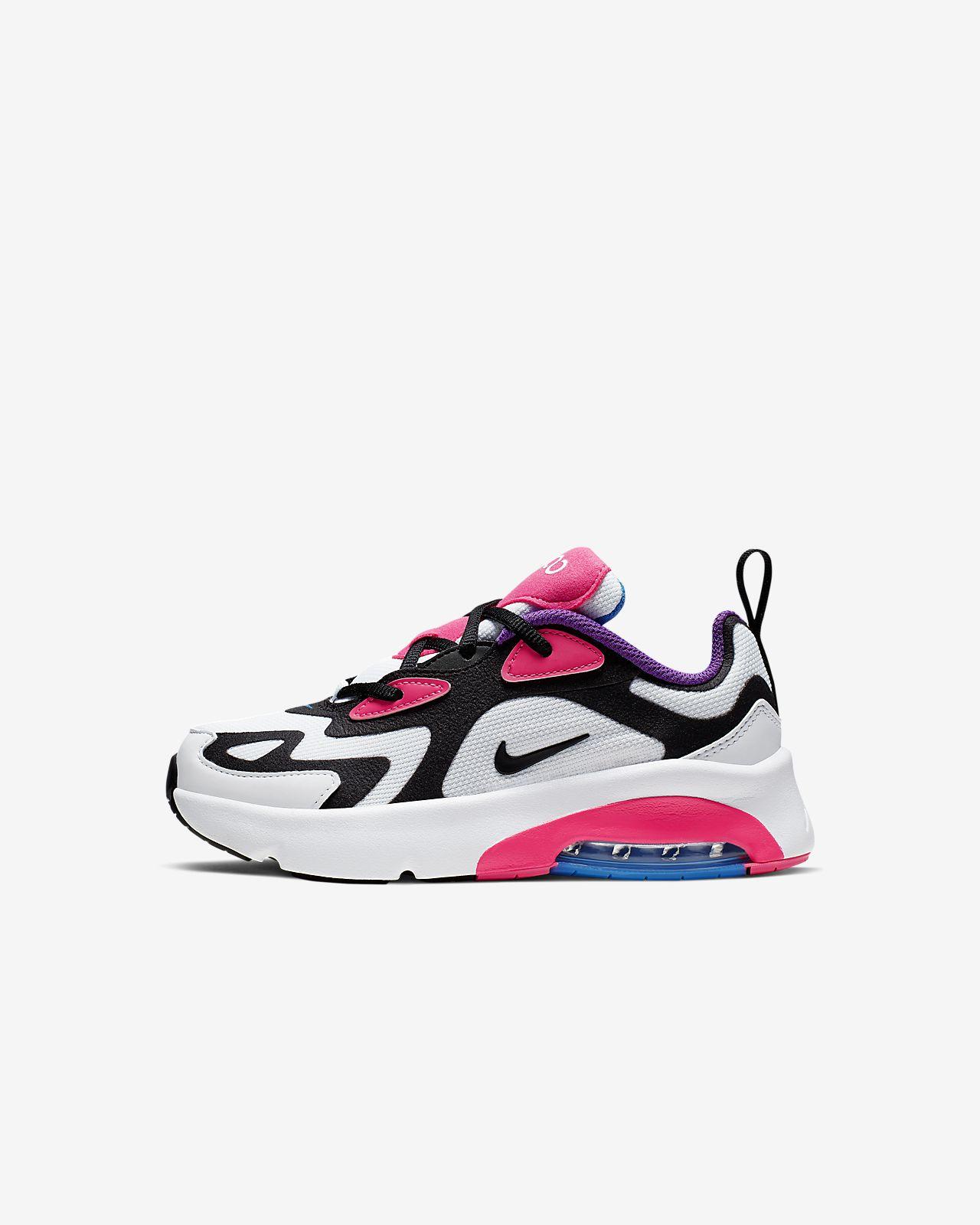 รองเท้าเด็กเล็ก Nike Air Max 200