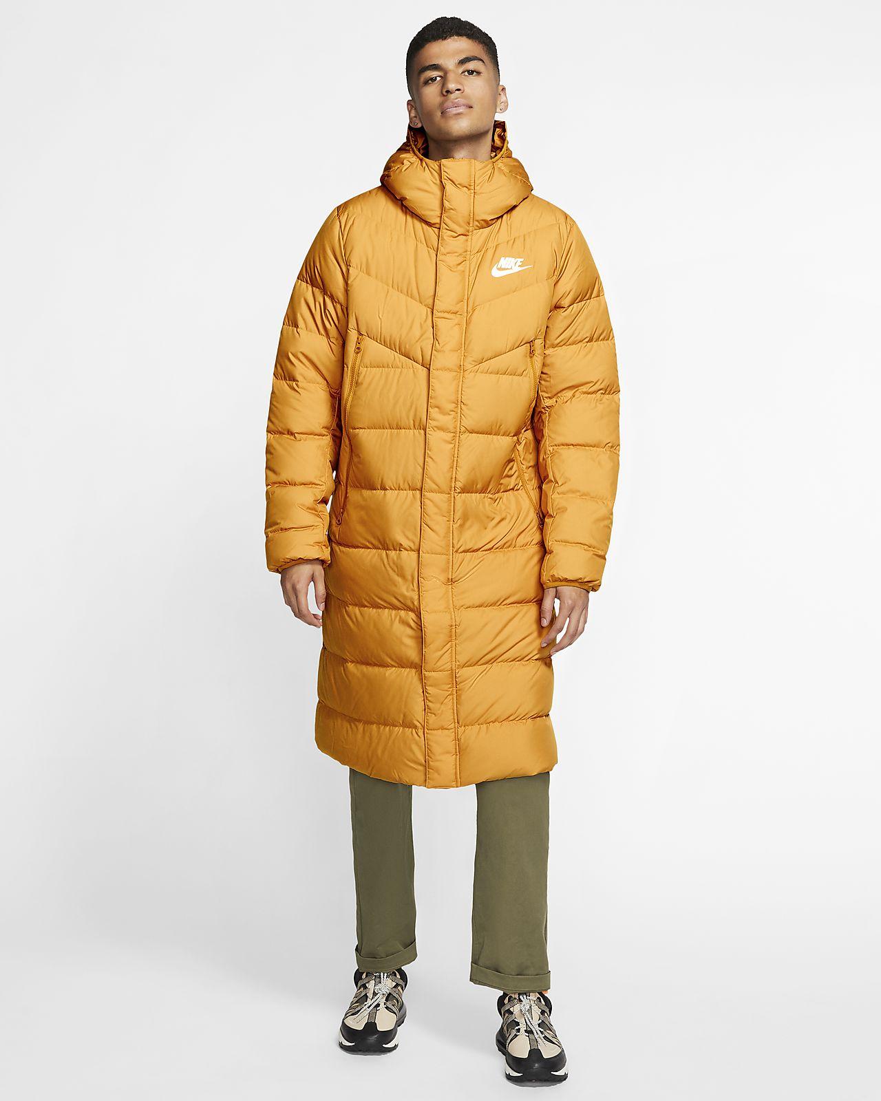 Nike Sportswear Windrunner Down Fill Men's Hooded Puffer Parka
