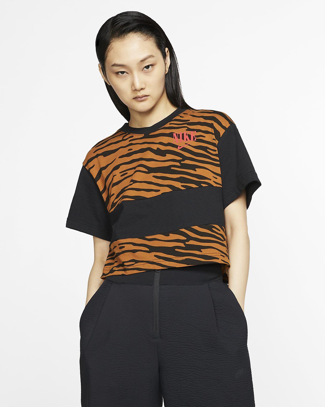 nike sportswear donna top