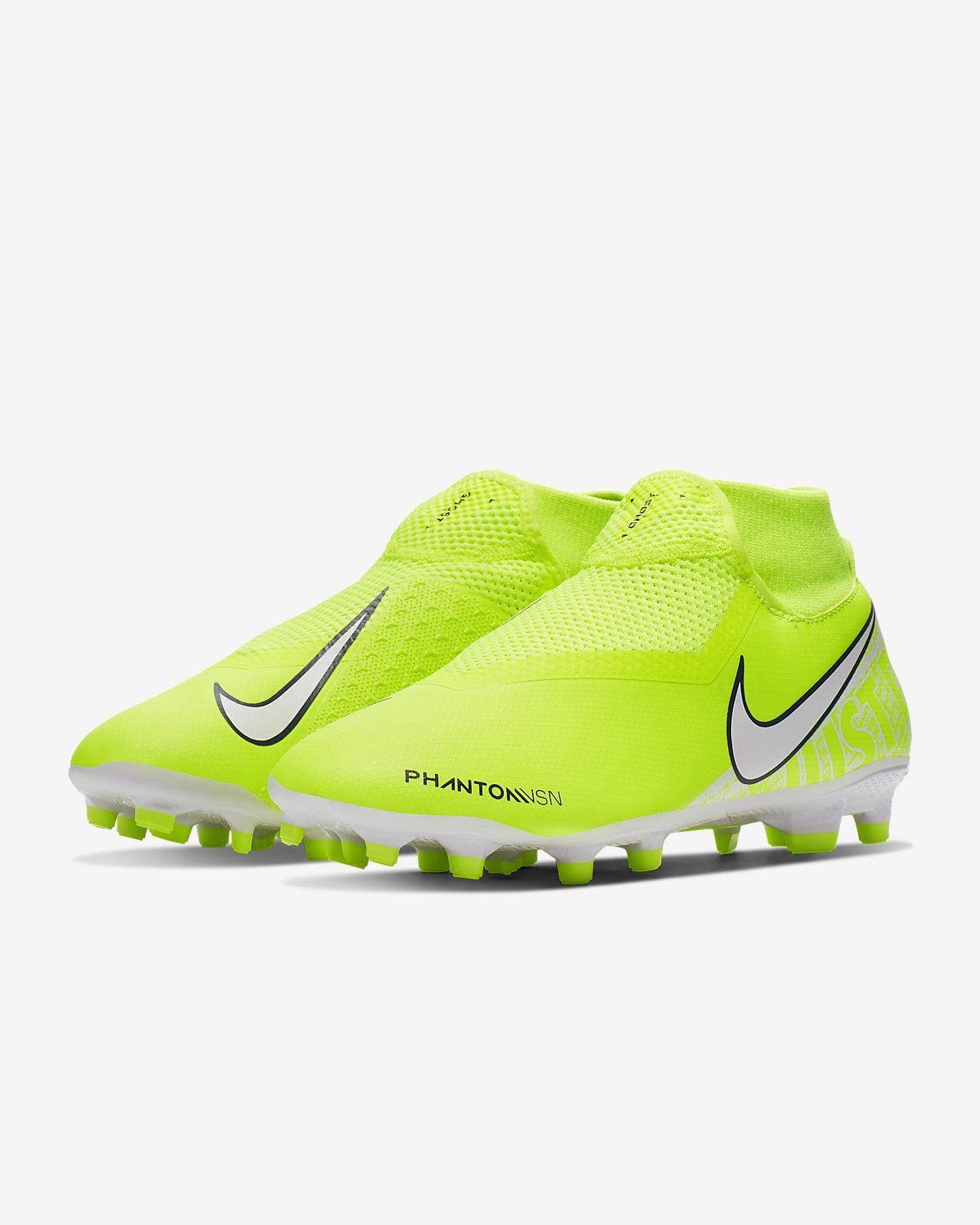 Chuteiras de futebol multiterreno Nike Phantom Vision Academy Dynamic Fit MG