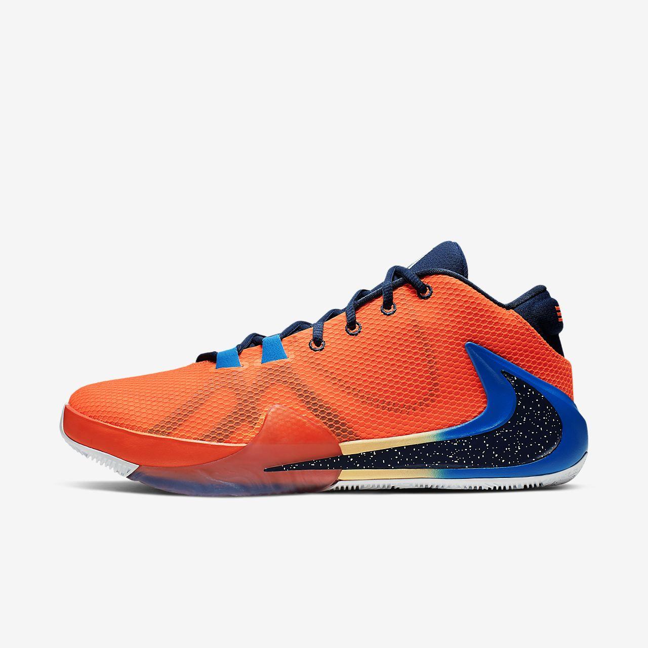 Zoom Freak 1 Basketball Shoe. Nike PH