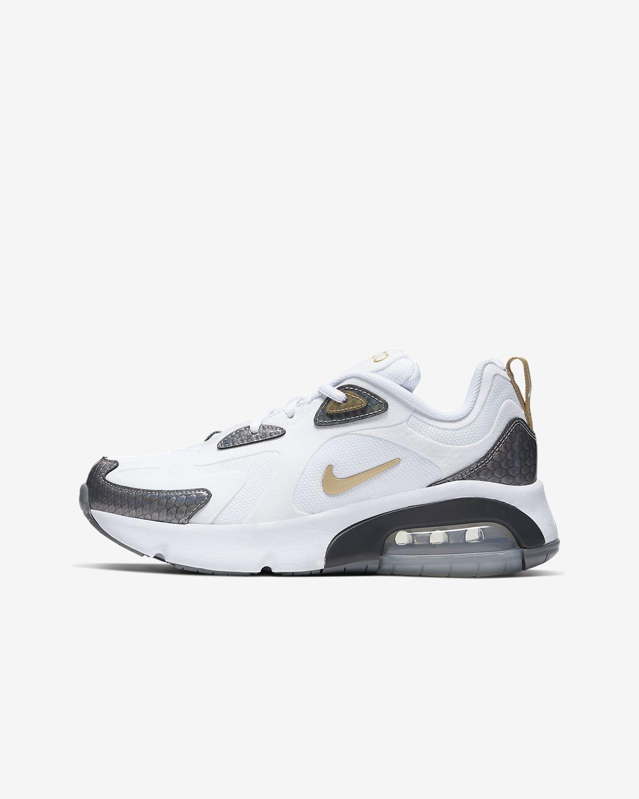 Nike Air Max 200 Older Kids' Shoe. Nike CH