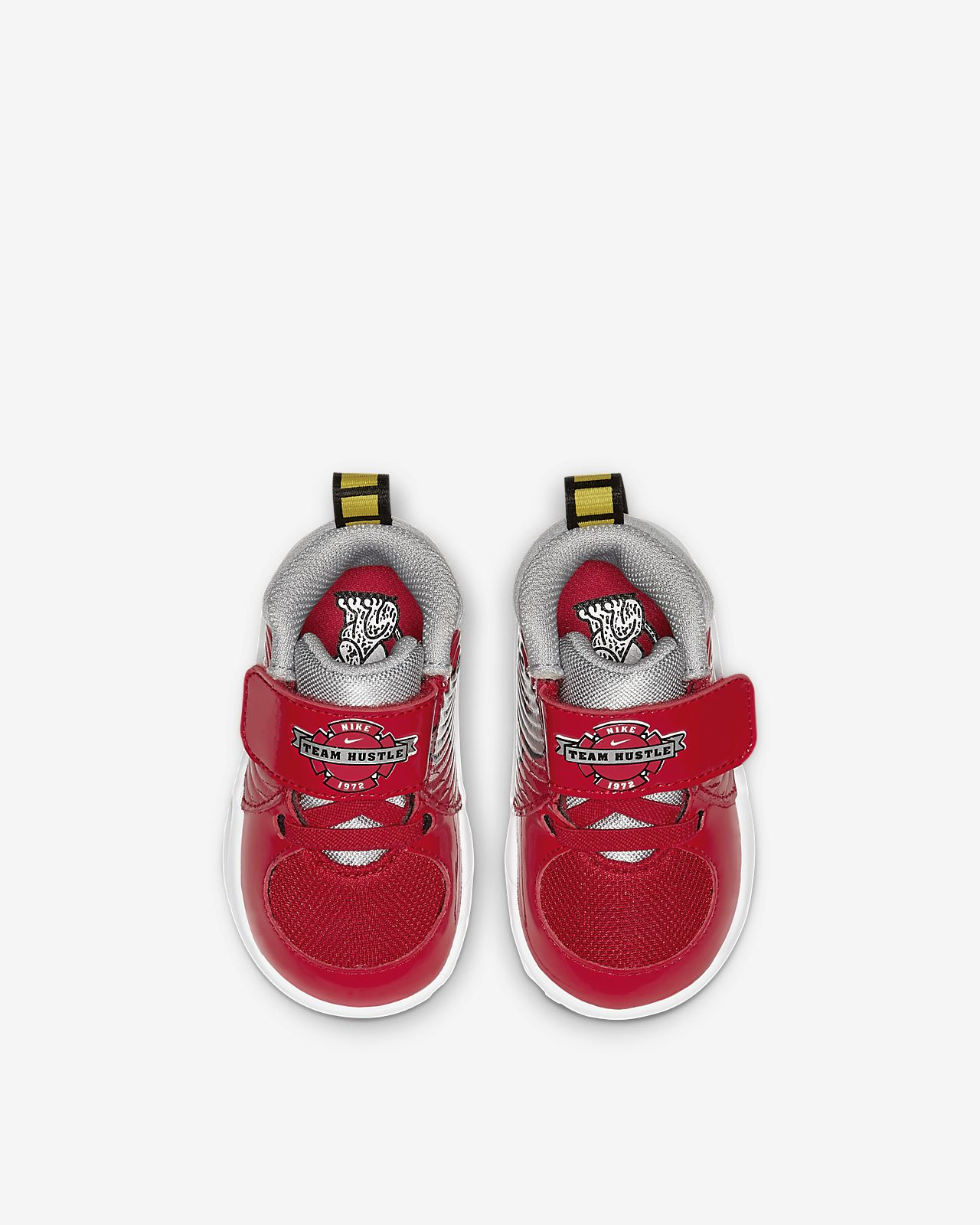 Nike Team Hustle D 9 BabyToddler Shoe