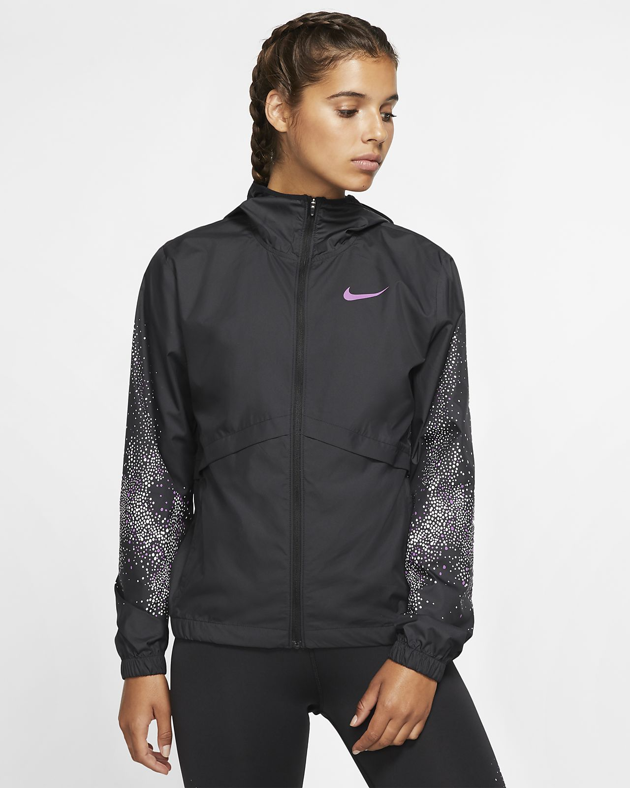 Nike Essential Women's Full-Zip Running Jacket