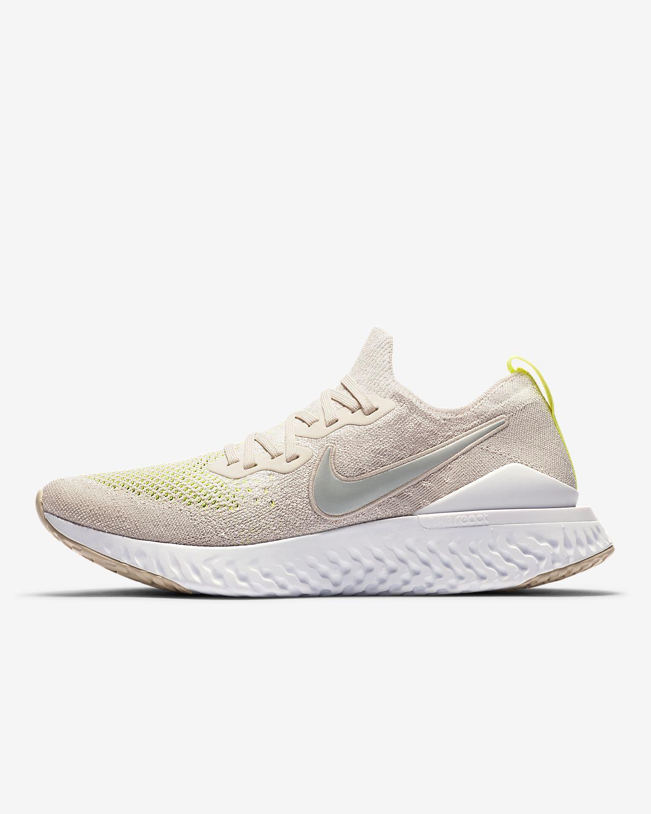 Bli kjent med Nike Epic React Flyknit løpesko