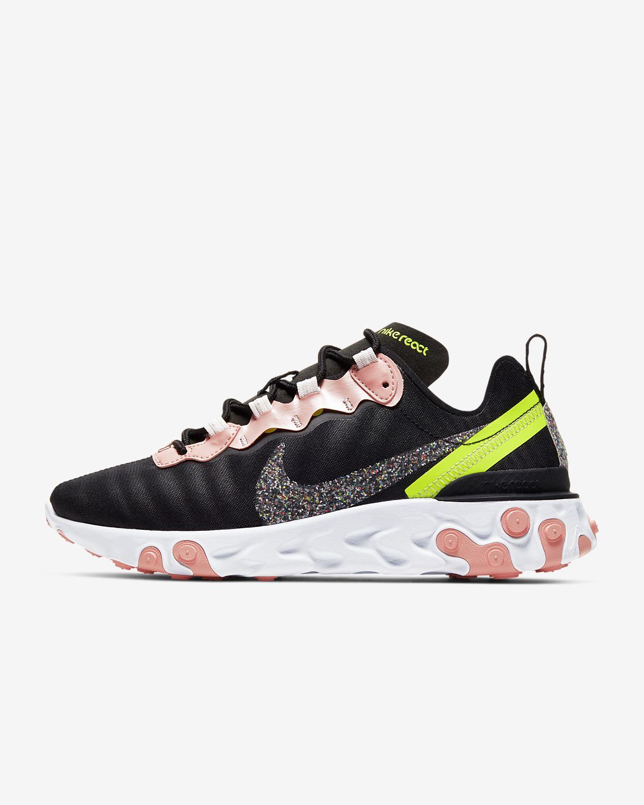 Scarpa Nike React Element 55 Premium Donna