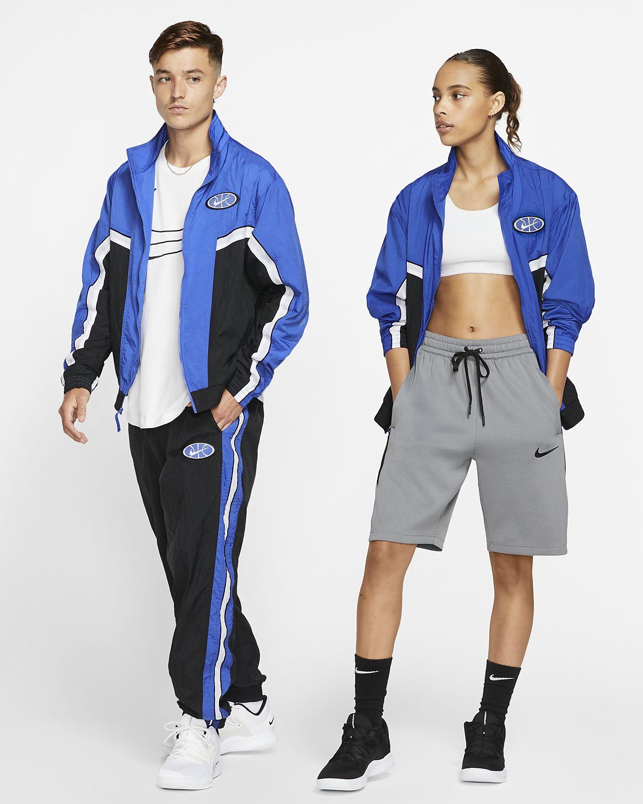 Vintage 90s Nike Women's Full Zip Polyester Jacket