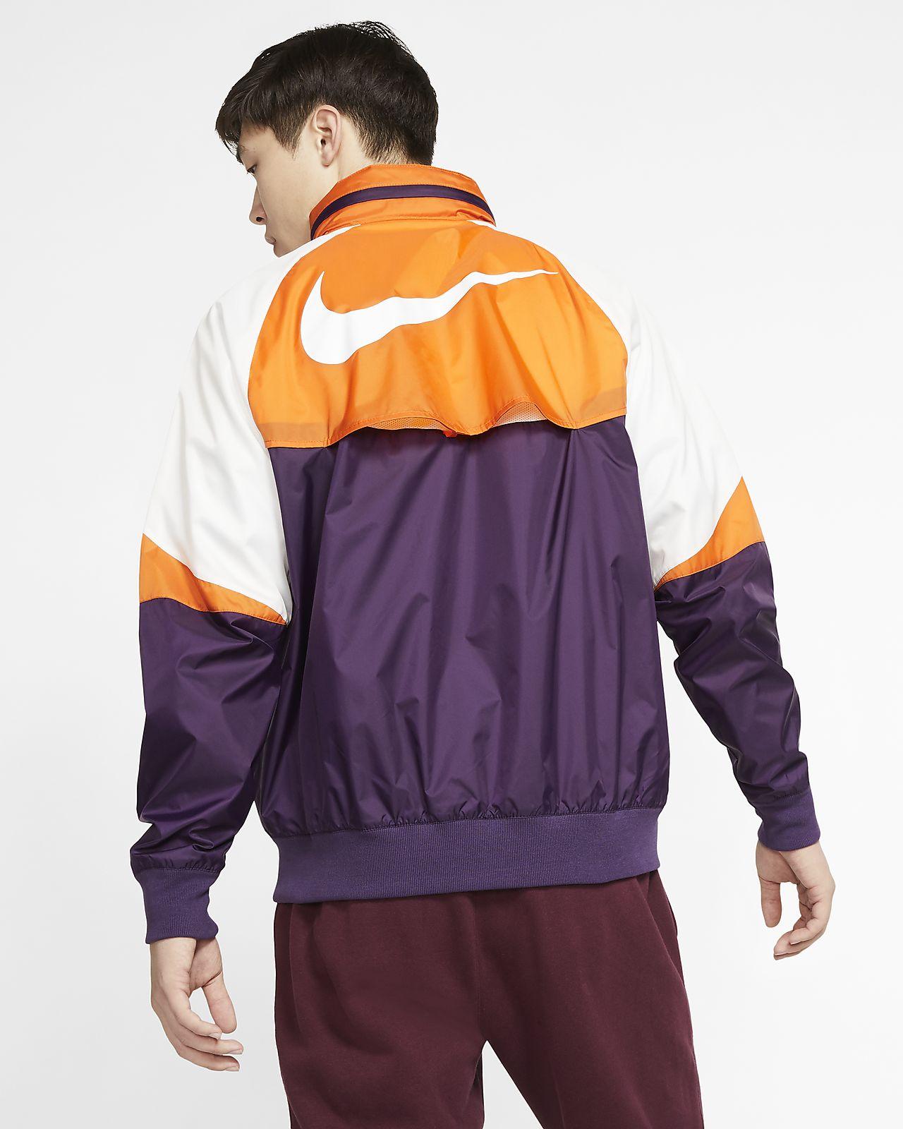 XL Nike 2017 Sportswear Windrunner Women/'s Jacket 904306 644 Sz Small