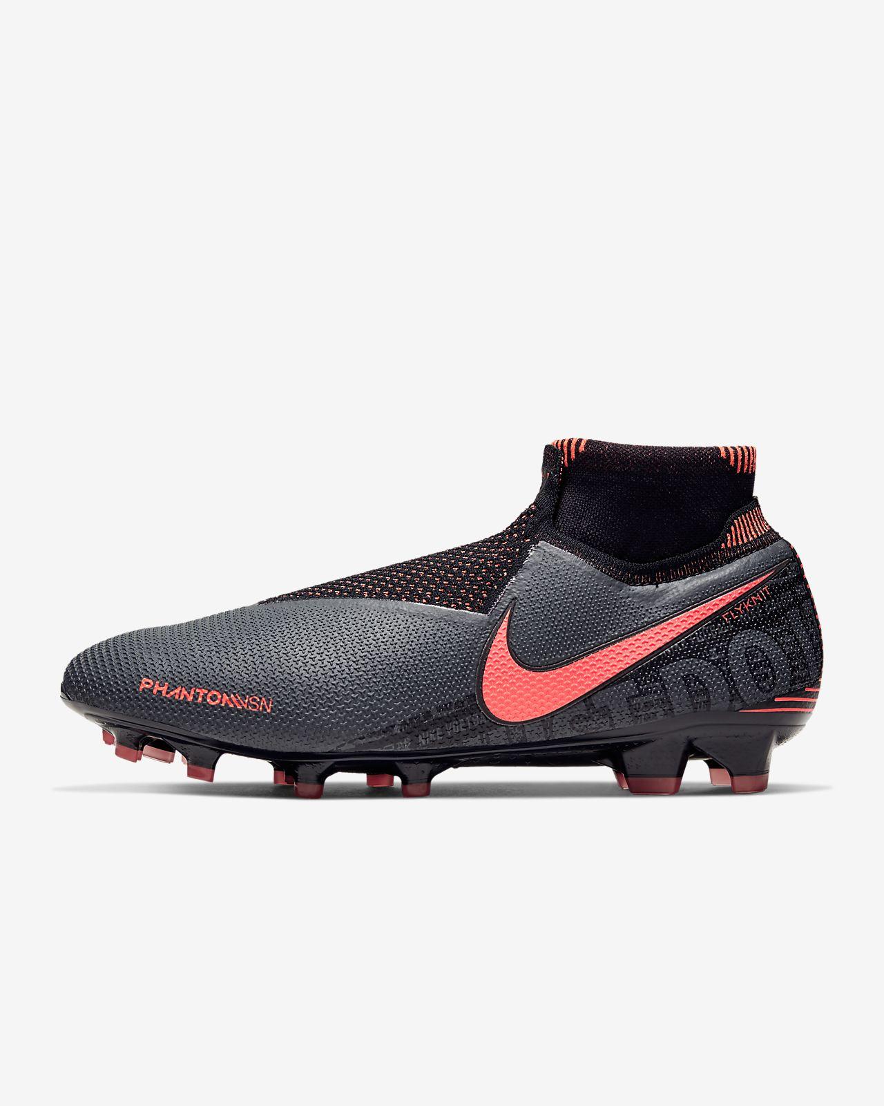Nike Phantom Vision Elite Dynamic Fit FG Voetbalschoen (stevige ondergrond)