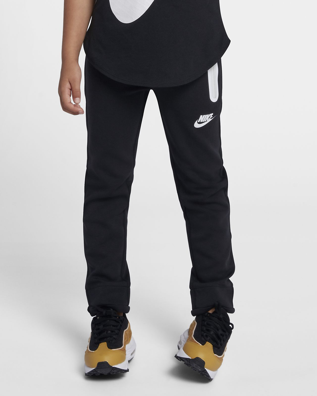 Pantalon Nike Sportswear Tech Fleece pour Jeune enfant