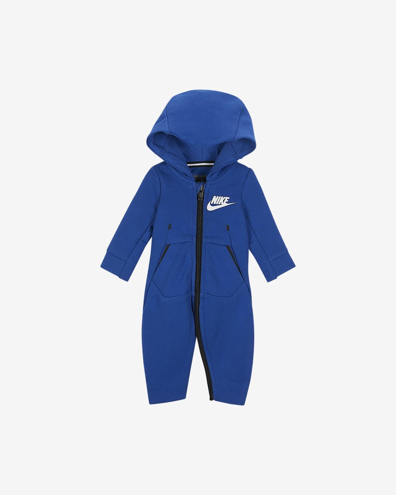 Mono para bebé Nike Sportswear Tech Fleece (0-9M)