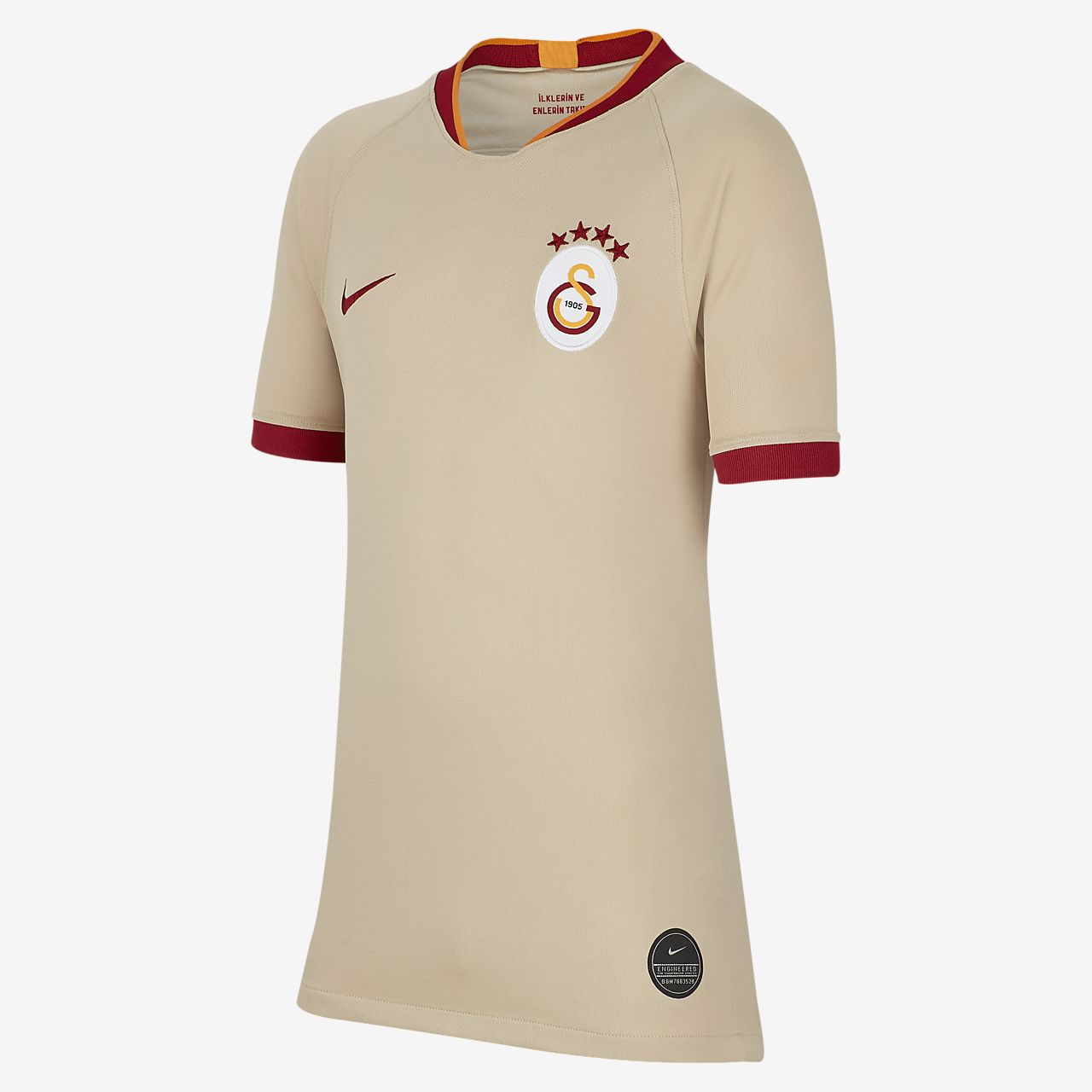 Galatasaray 2020 Stadium Away Older Kids' Football Shirt