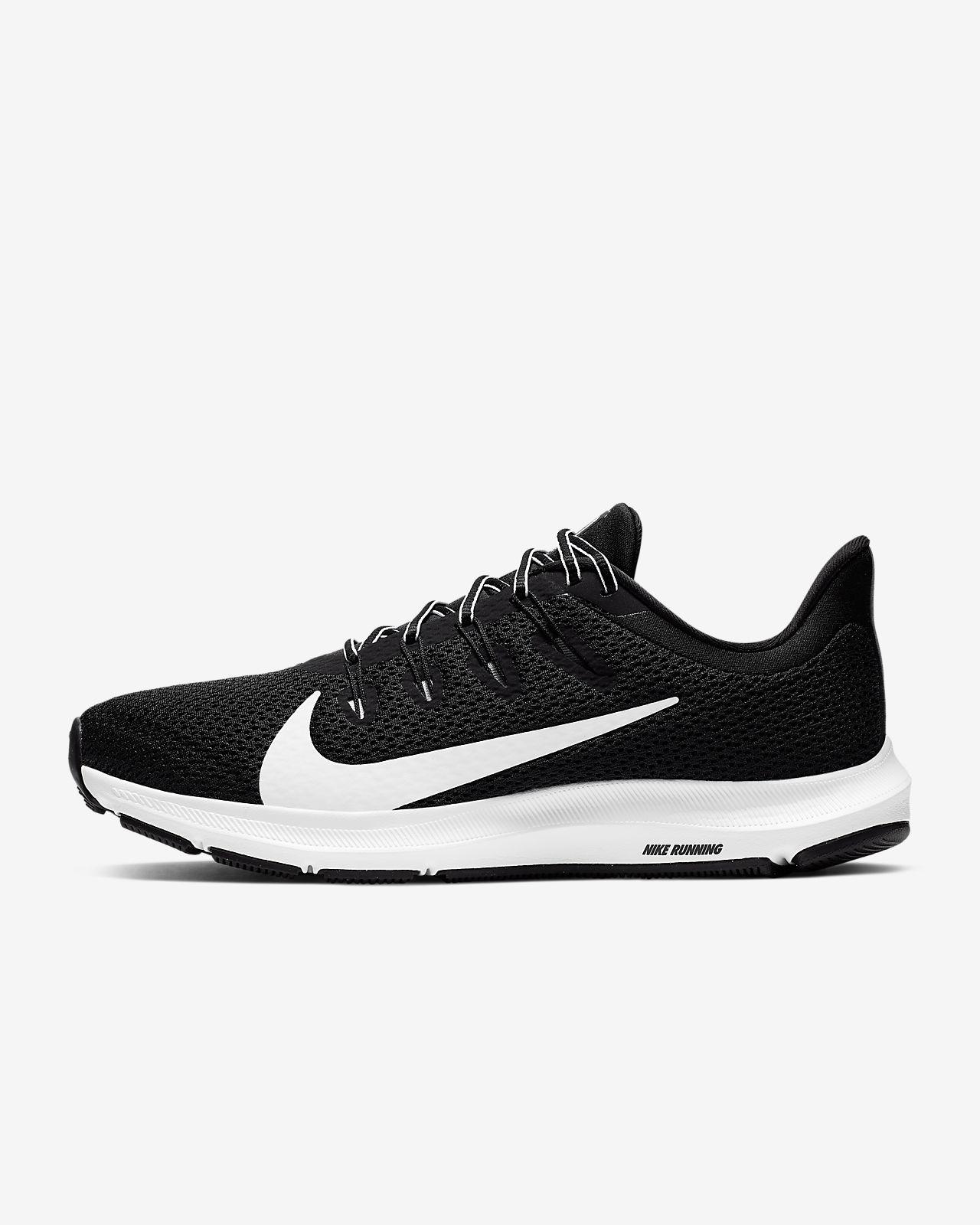 Nike QUEST 2 fekete 10 Férfi futócipő | Sportmarkt