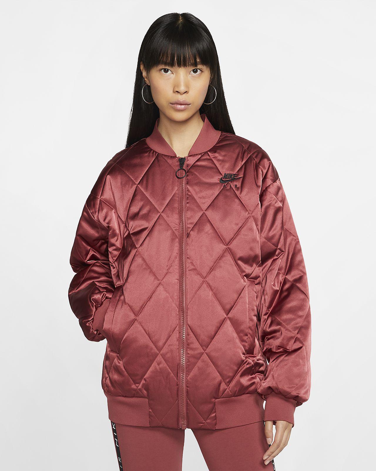 Nike Air Women's Satin Jacket