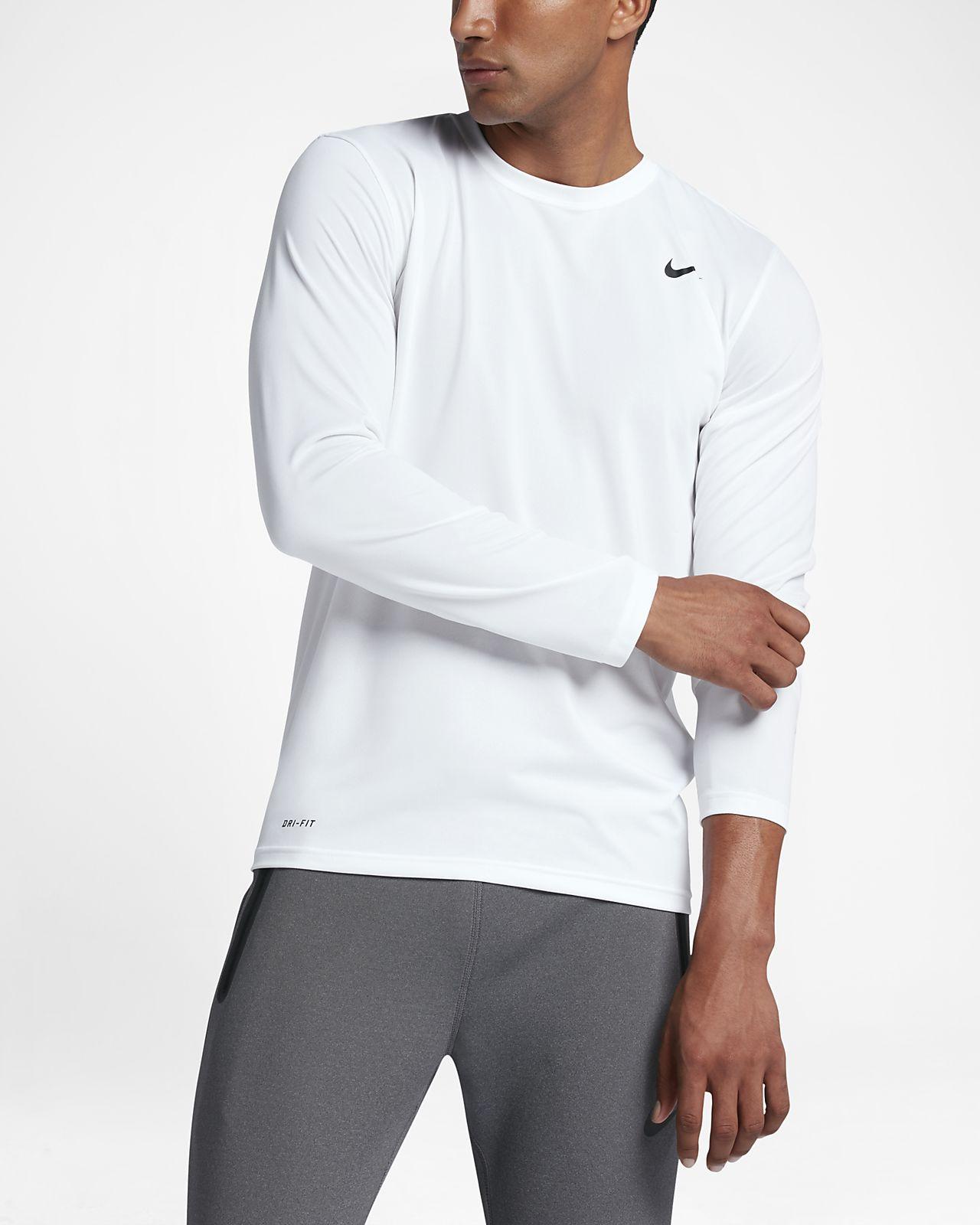 Precio reducido renombre mundial al por mayor Nike Dri-FIT Legend 2.0 Men's Long-Sleeve Training Top. Nike.com