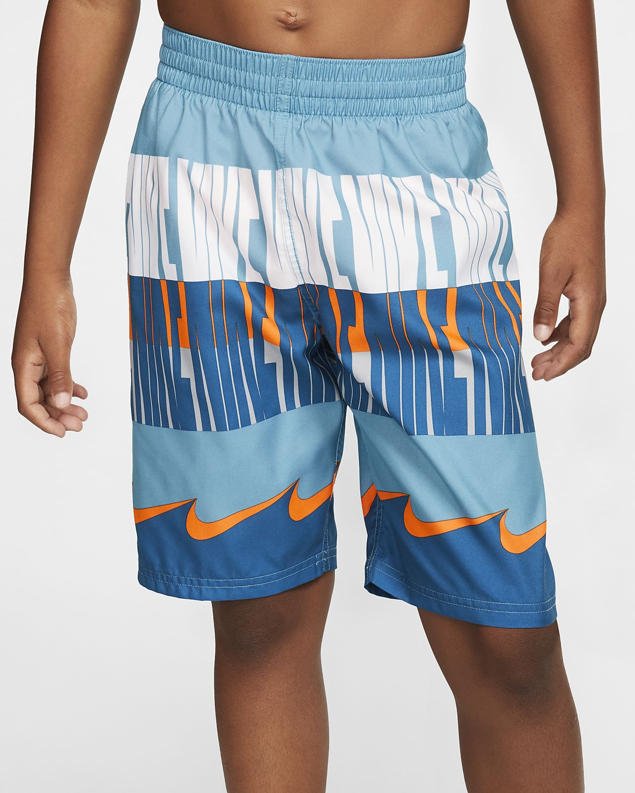 "Nike Clash Breaker Big Kids' (Boys') 8"" Volleyball Shorts"