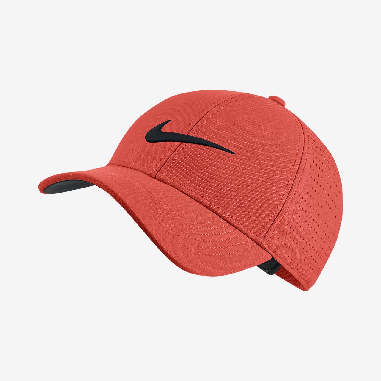 หมวกกอล์ฟปรับได้ Nike Legacy 91 Perforated
