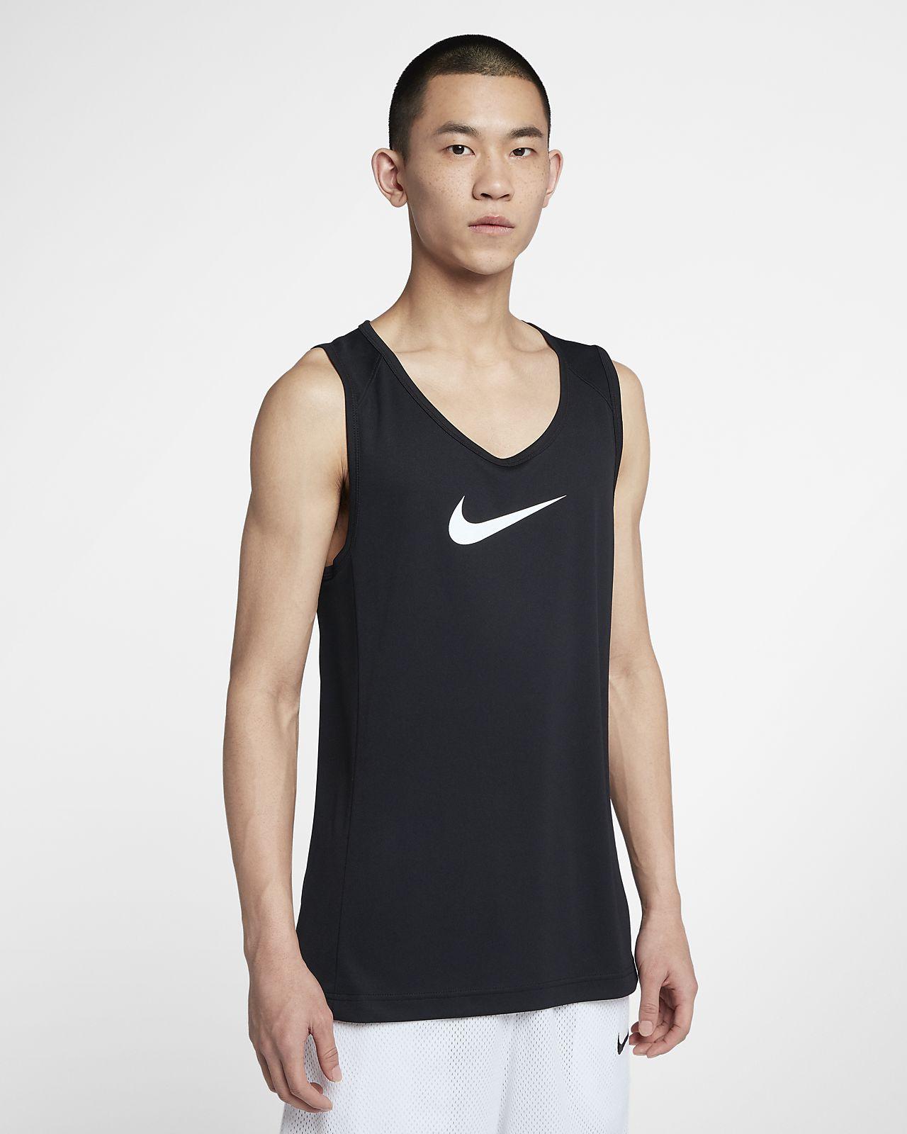 Prenda para la parte superior de básquetbol para hombre Nike Dri-FIT