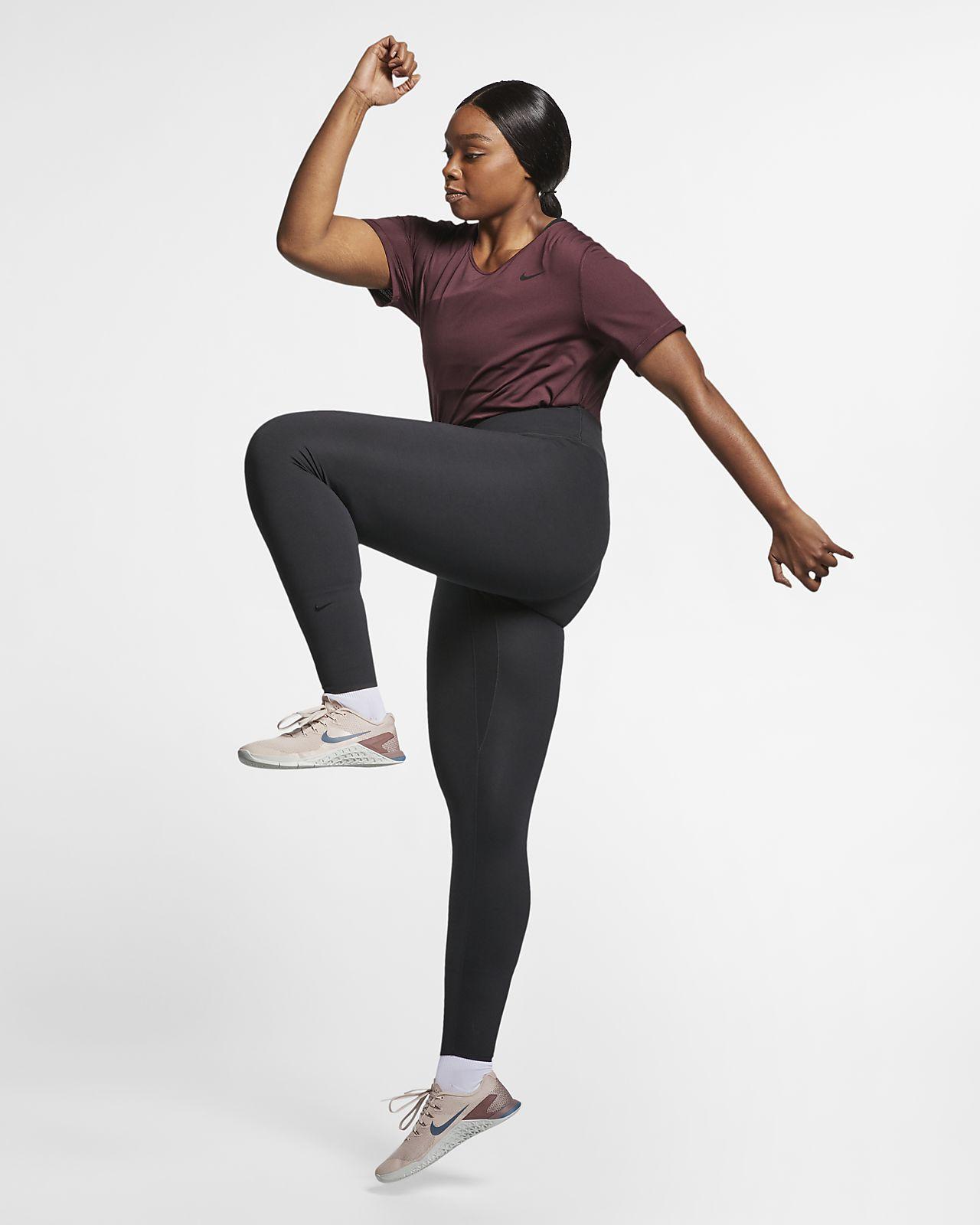 Nike One Luxe testhezálló női nadrág (plus size méret)