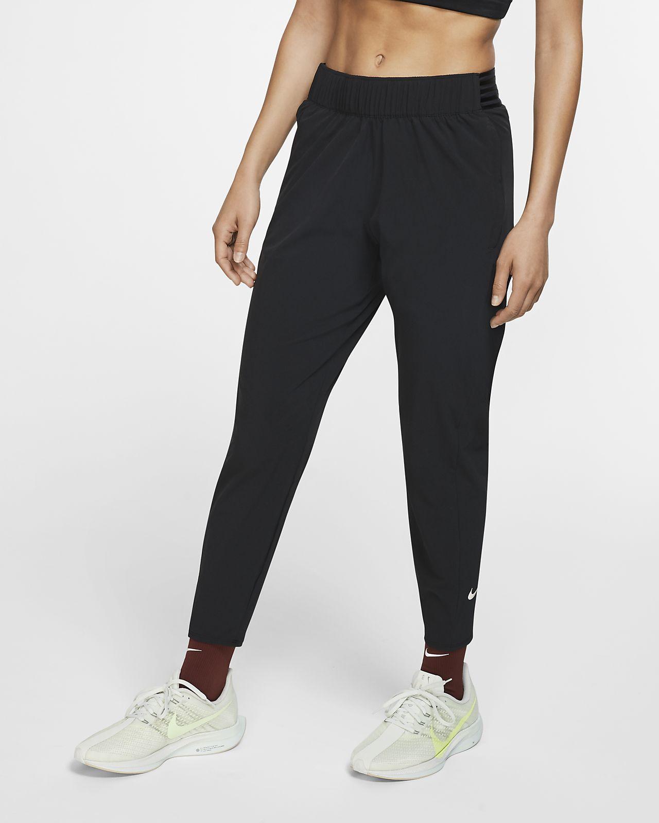 nike donna running pantaloni