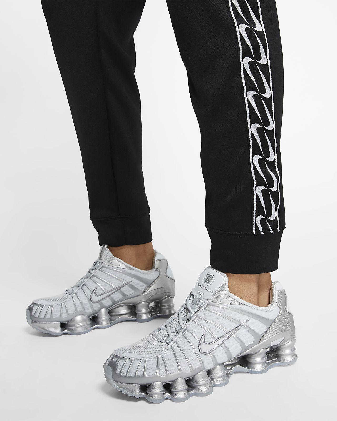 Nike Sportswear logómintás női szabadidőnadrág