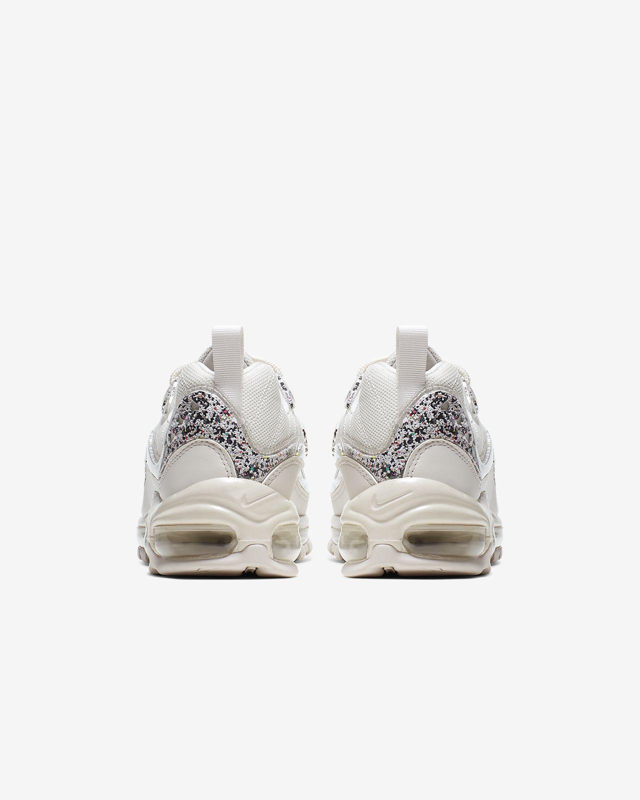 Femme Baskets mode | Nike AIR MAX PLUS JUST DO IT W Blanc