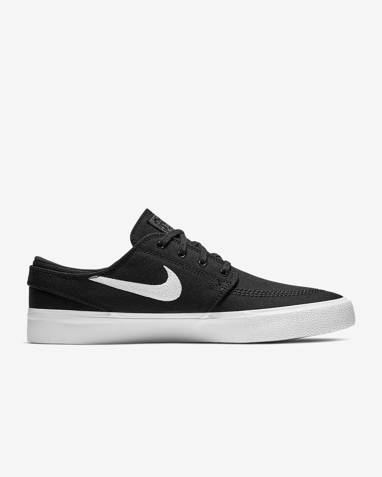 Nike SB Shoes Zoom Janoski RM BlackWhiteThunder Grey