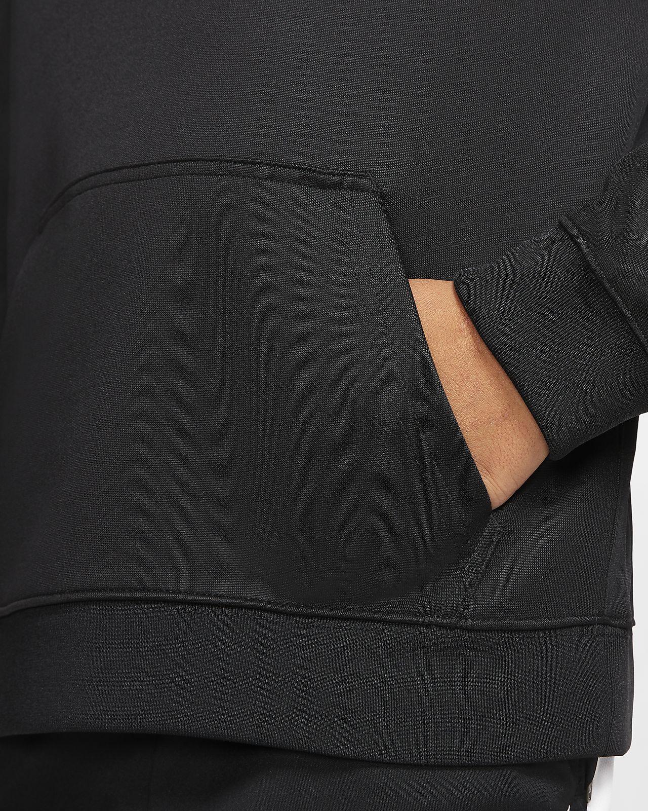 Felpa da calcio pullover con cappuccio Nike Dri FIT CR7 Ragazzi
