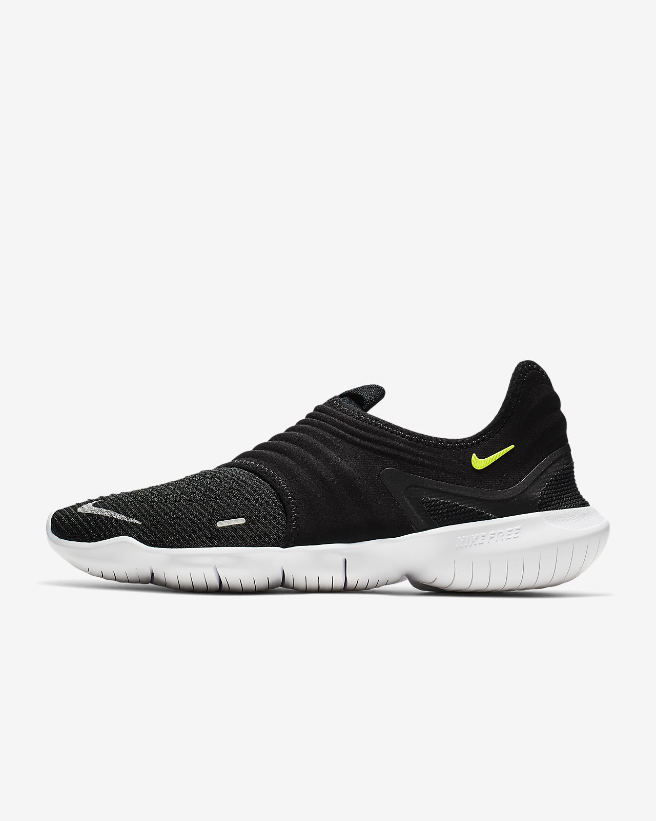 nike free run flyknit mens