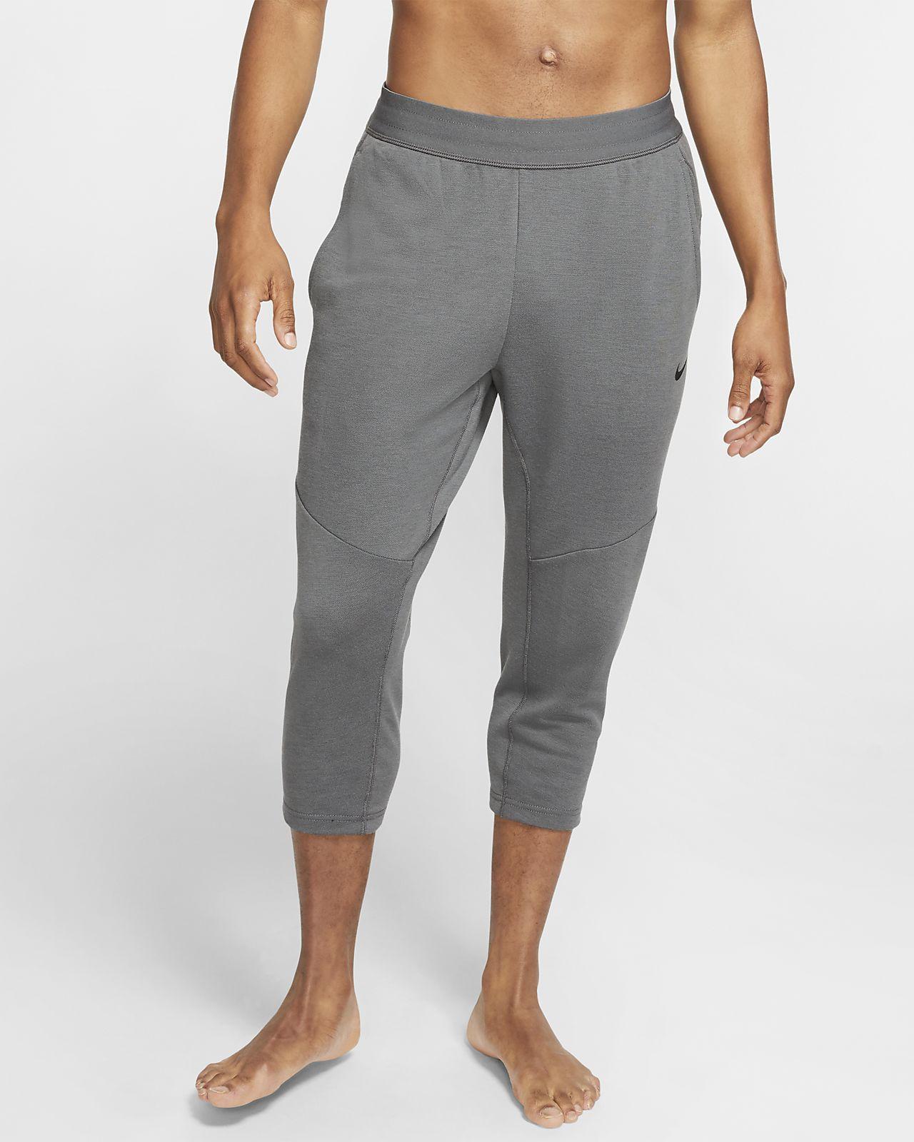 Nike Yoga Dri-FIT Men's 3/4 Pants