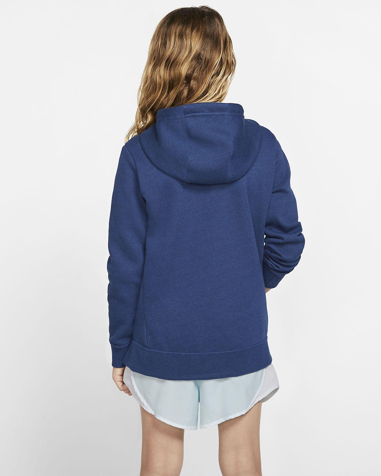 nike hoodie on sale for girls