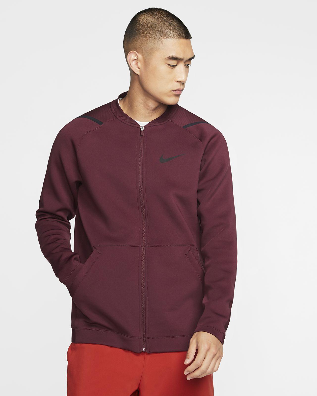 Maroon Jacket (Men's)
