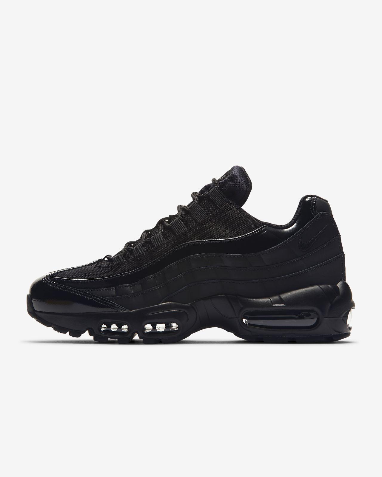 Nike Air Max 95 Essential Black White Grey