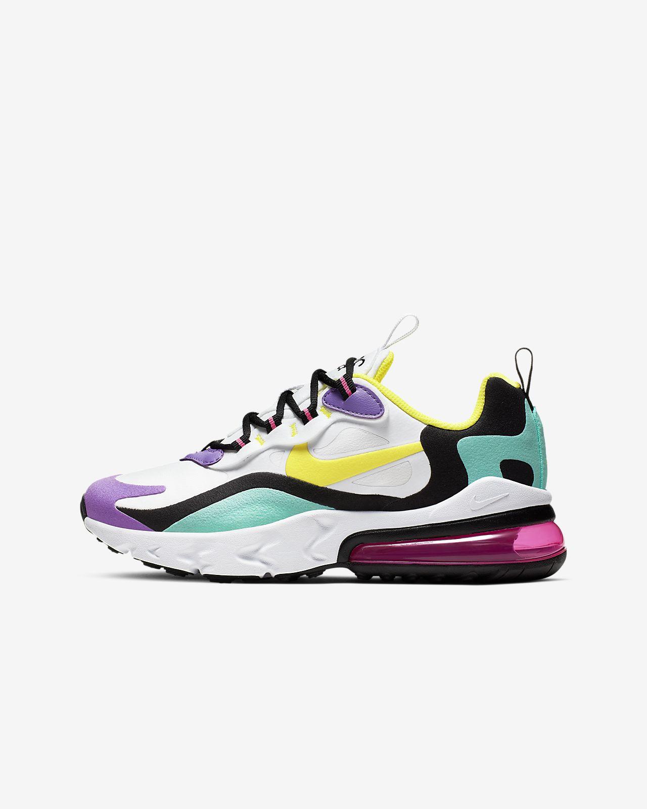 Buty dla dużych dzieci Nike Air Force 1 React