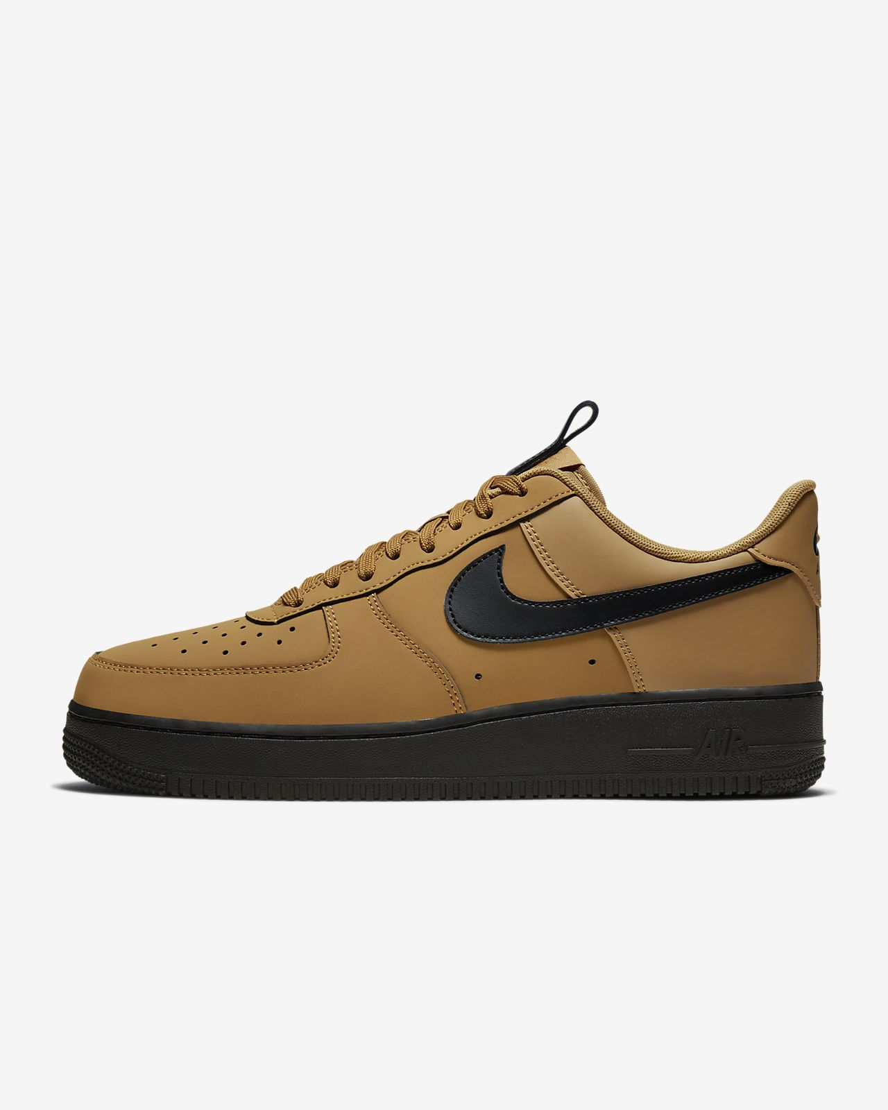 nike air force 1 sportswear anthracite black