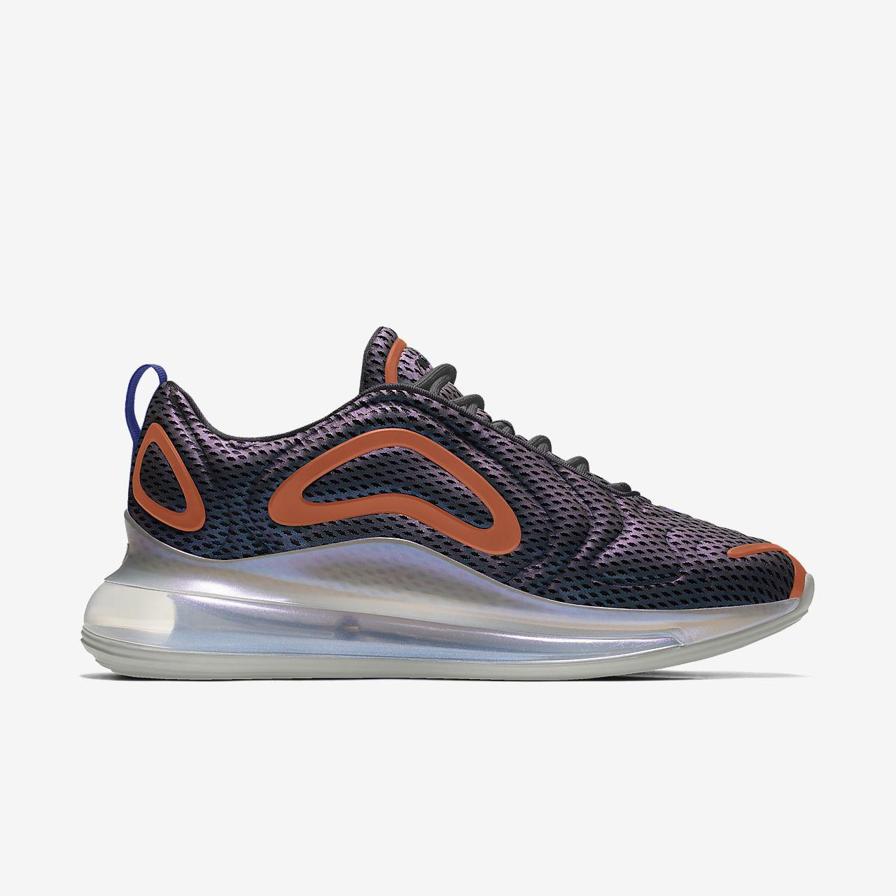 Nike Air Max 720 By You egyedi utcai női cipő