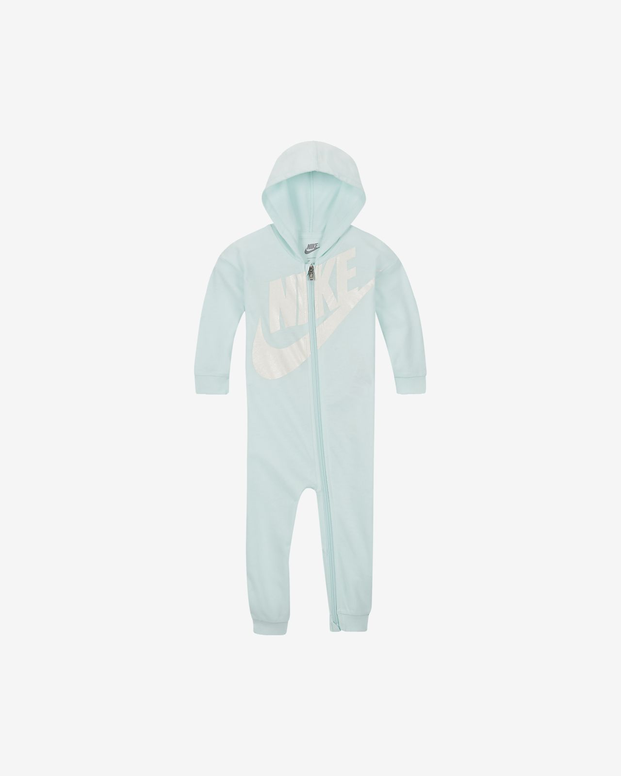 Nike Baby (12-24M) French Terry Hooded Coverall