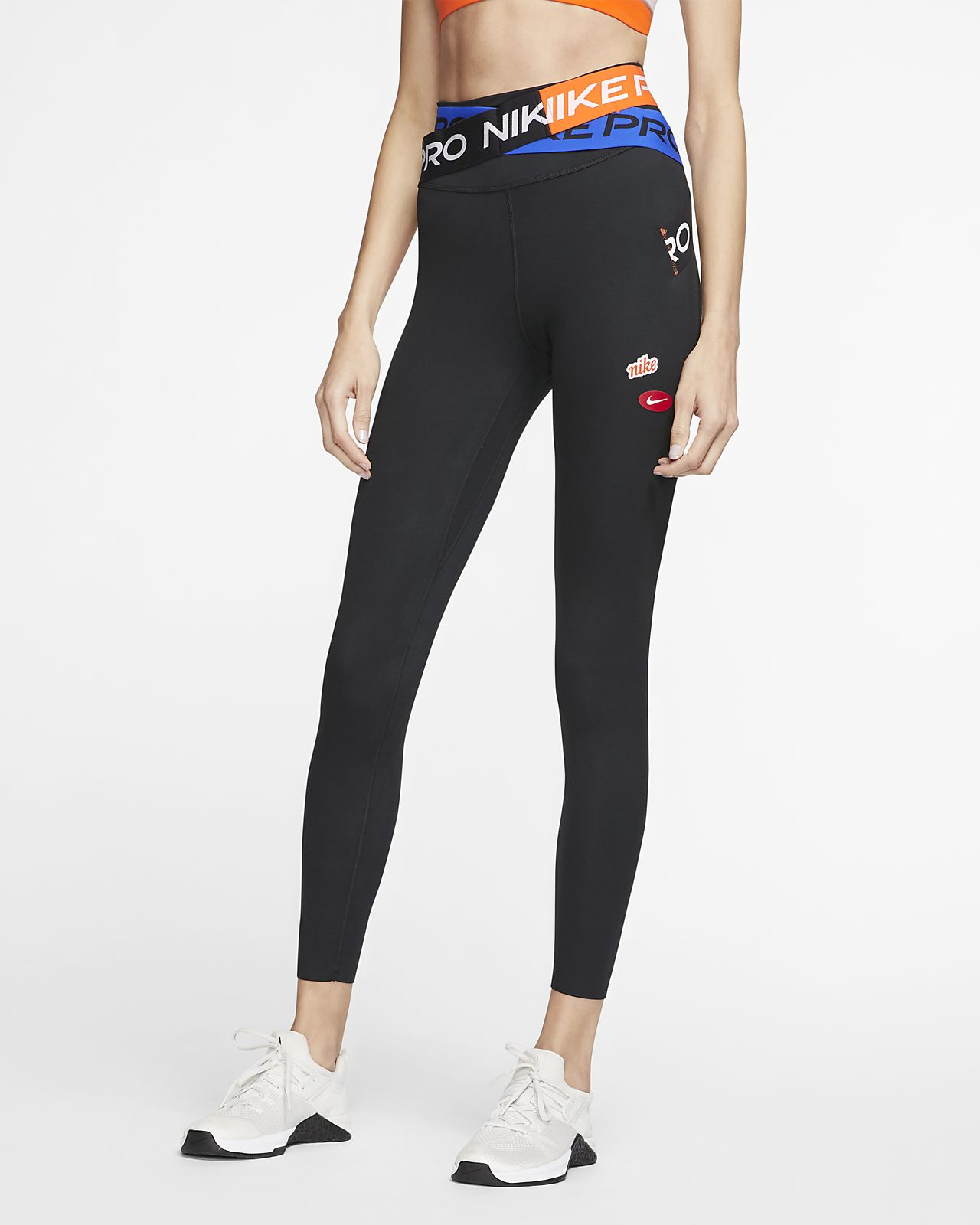 Tights Nike One Luxe Icon Clash para mulher