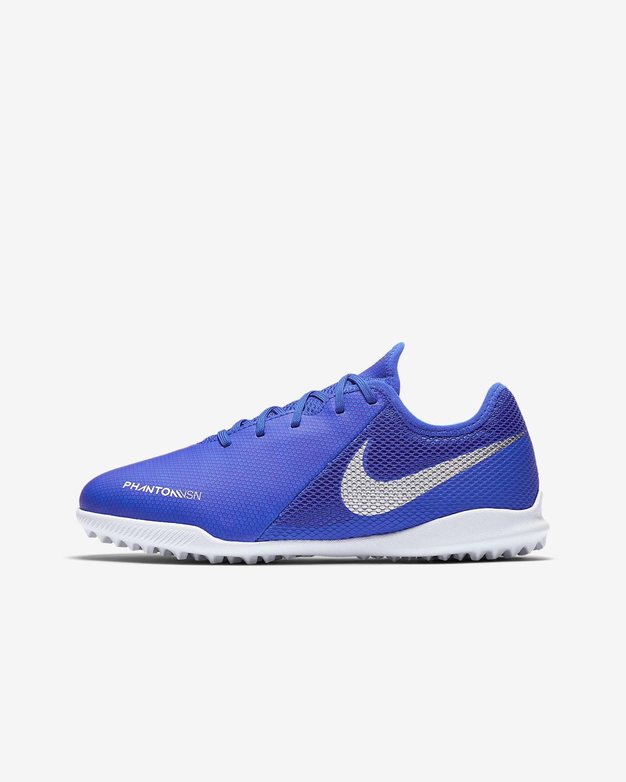 Nike Jr. Phantom Vision Academy TF Younger/Older Kids' Turf Football Shoe
