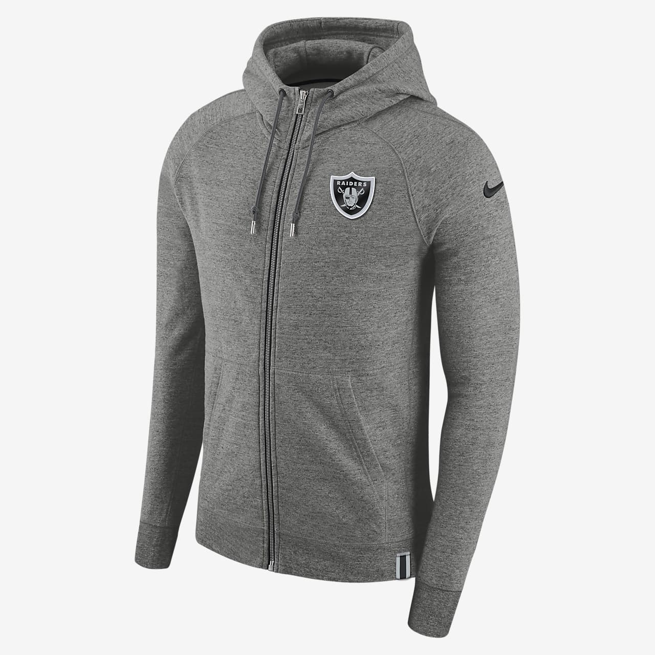 Nike AW77 (NFL Raiders) Men's Hoodie