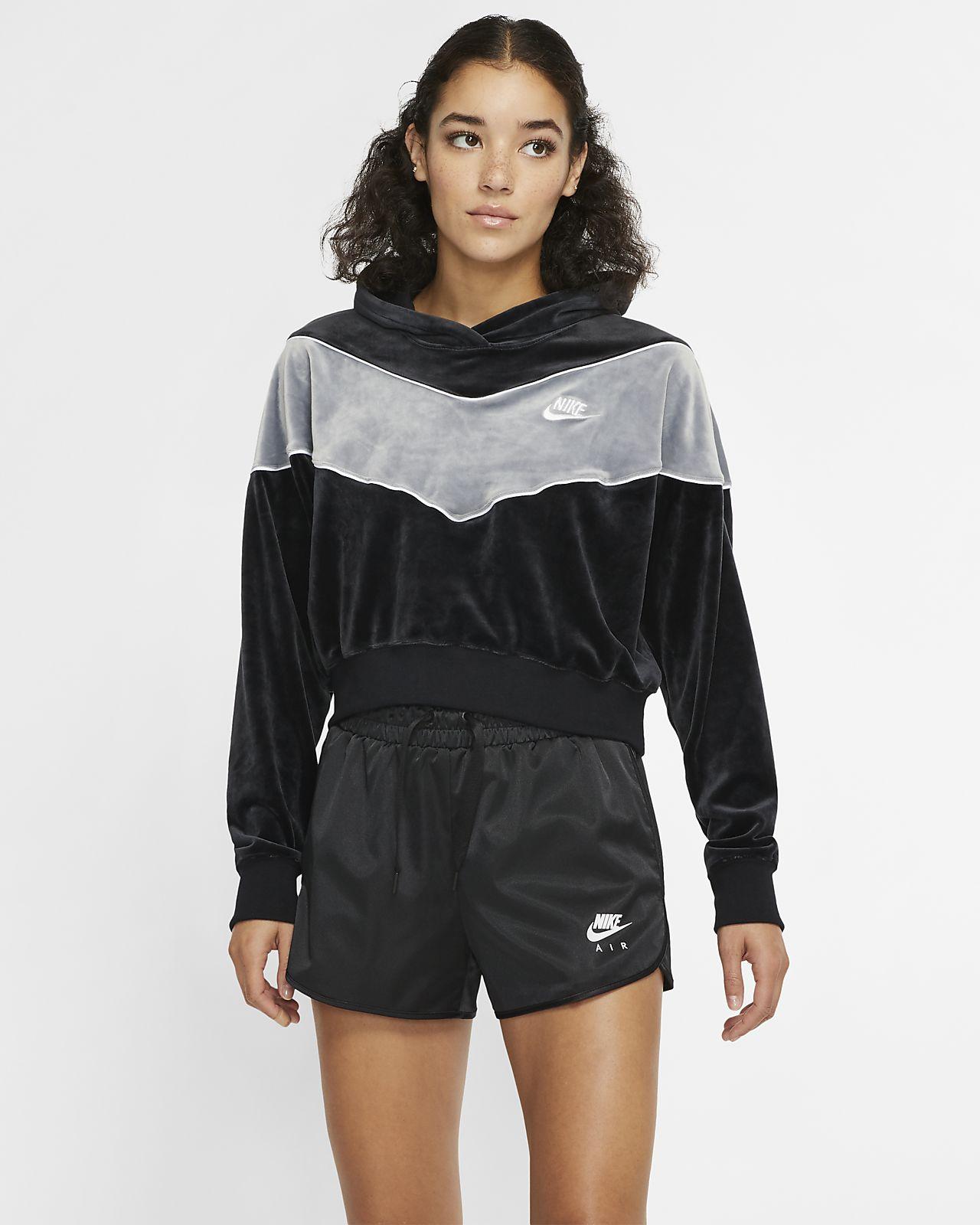 Sweat à capuche Nike Sportswear Heritage pour Femme