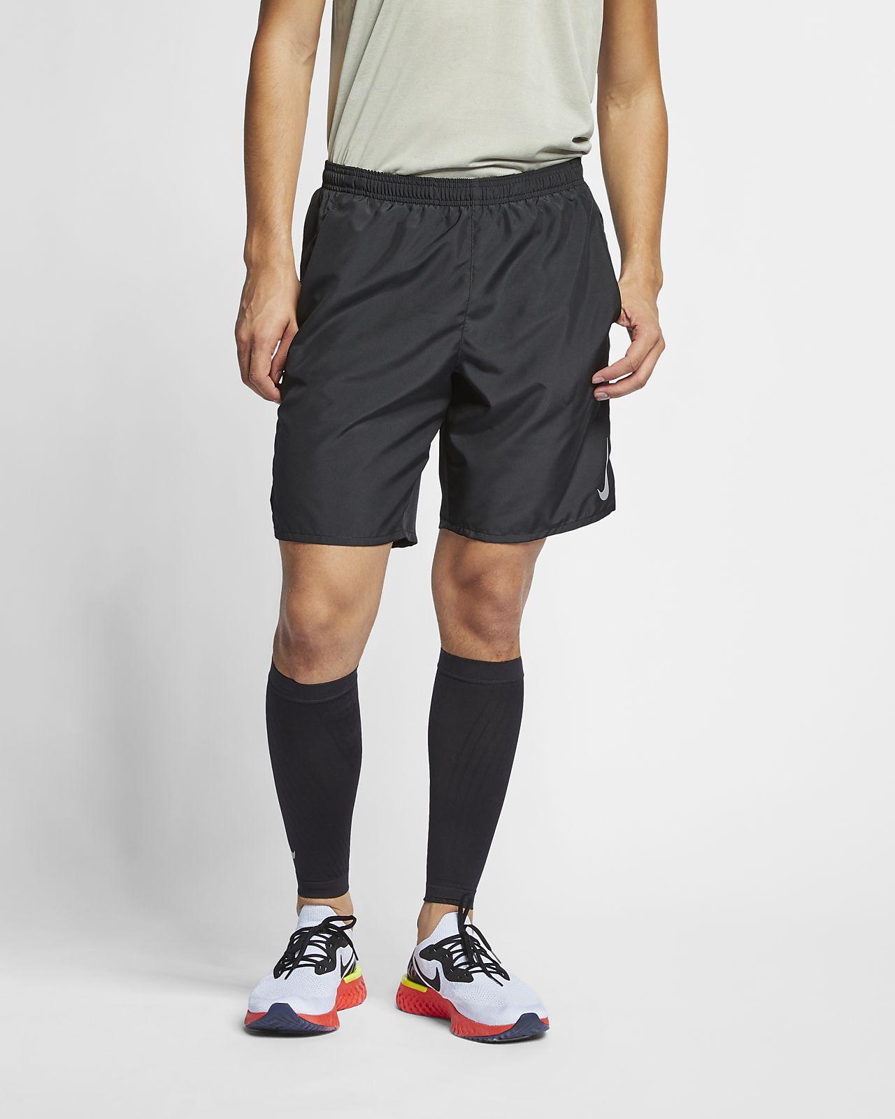 Short de running avec sous-short intégré Nike Challenger 23 cm pour Homme