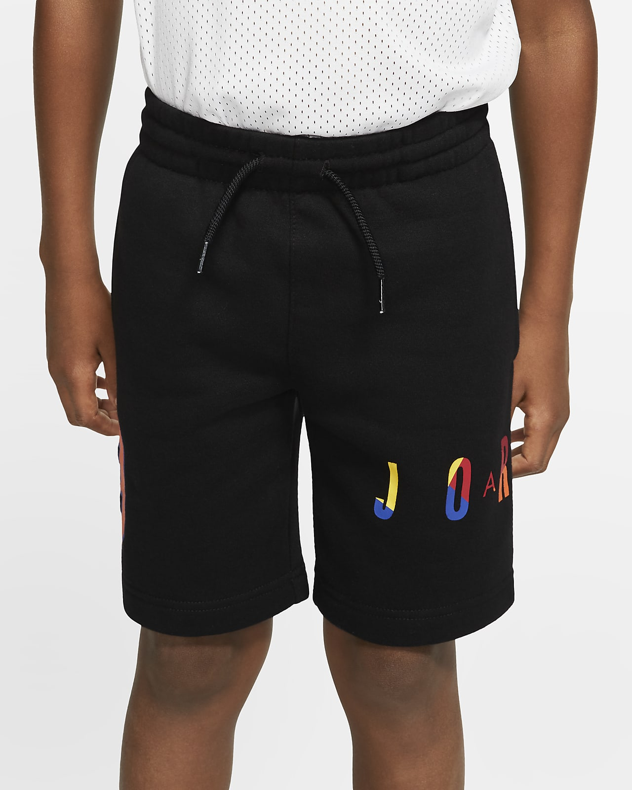 Jordan Air Fleece-Shorts für jüngere Kinder
