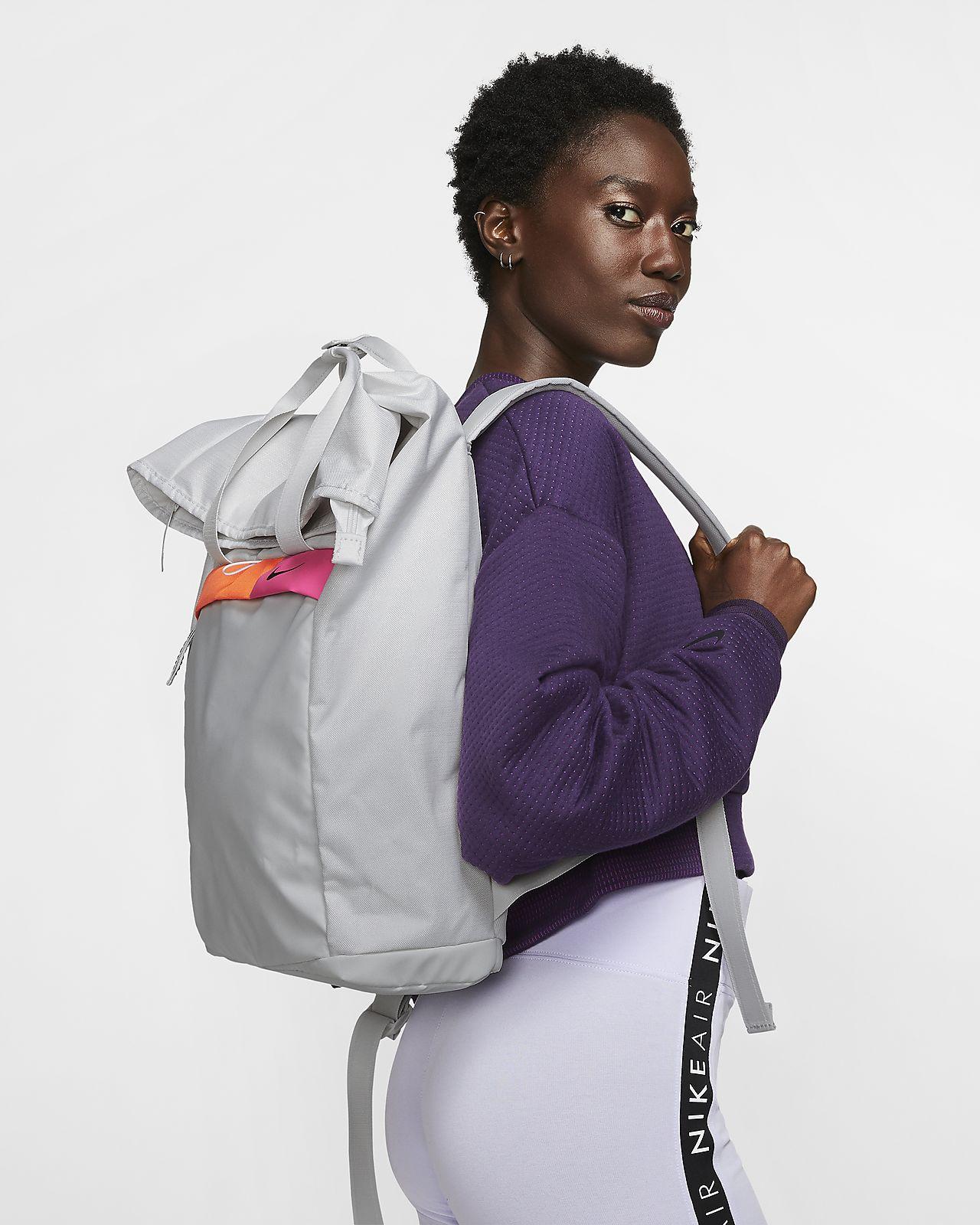 Nike Radiate Trainingsrucksack mit Grafik für Damen