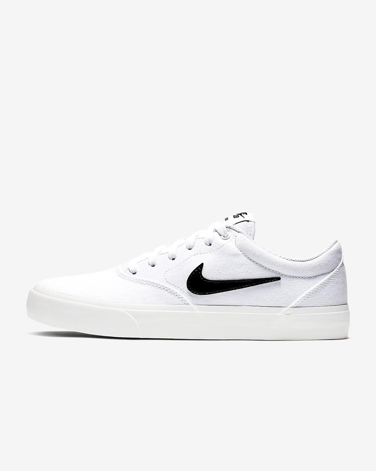 Calzado de skateboarding para hombre Nike SB Charge Canvas