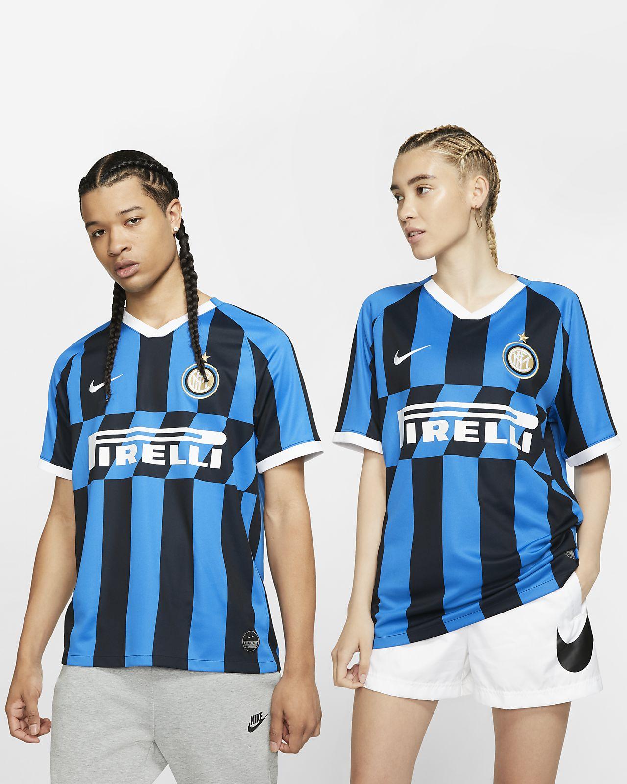 Maglia da calcio Inter 2019/20 Stadium da uomo - Home. Nike CH