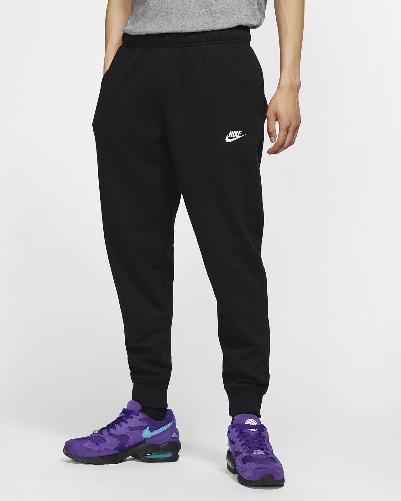 Nike Sportswear Club francia frottír férfi szabadidőnadrág